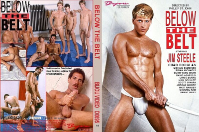 Below The Belt (Uncut Bareback Sex) — Jim Steele, Chad Douglas, Chris Burns (1985)