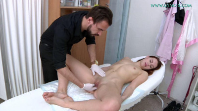 Charlie Red (22 years girl gyno exam)
