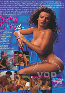 Stick It In The Rear vol 2