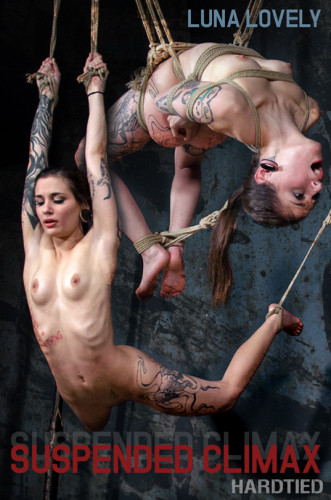 HardTied - Luna Lovely - Suspended Climax