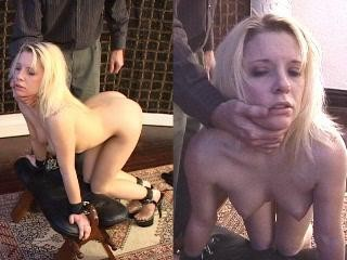 PowerShotz-Abbey anal train