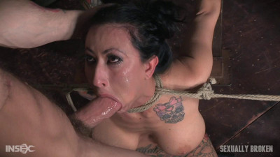 Description Lily Lane Is Destroyed By A Brutal Face Fucking - HD 720p