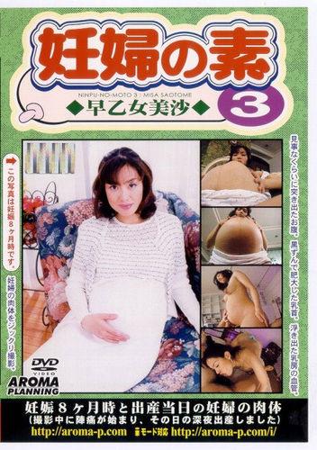 Pregnant Misa Saotome