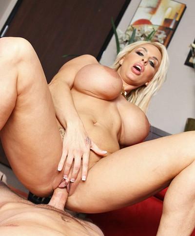 Busty Hot Milf Loves Good Sex