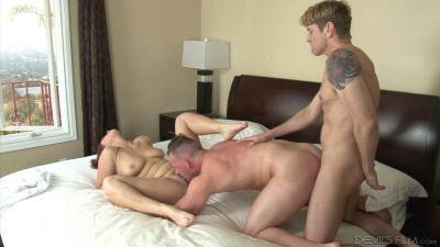 time couples (Edyn Blair, Owen Michaels, Damien Thorne)...