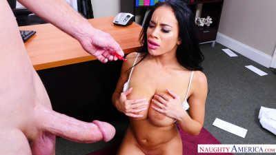 Victoria June — Busty Latina's Stress