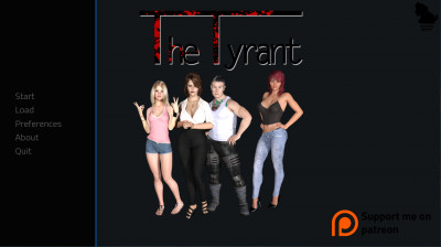 The Tyrant – INC Patch + Walkthrough + Mod (Hot) [New Version 0.9]