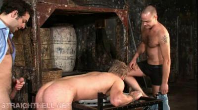 Khaled – Muscular Viking Kal is finally given the deep