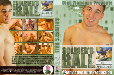 Description Soldier's Ball Part 2 Bareback Promenade