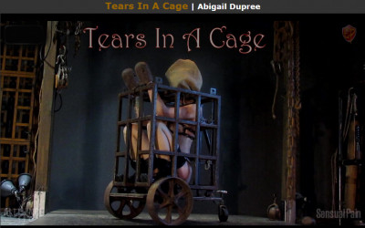 Tears In A Cage