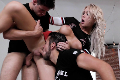 My TS Life With Aubrey Kate & Dante Colle