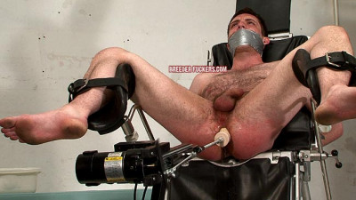 Tied and gagged for Rob