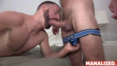 Description Brendan Patrick & Tex Davidson - Manhandling