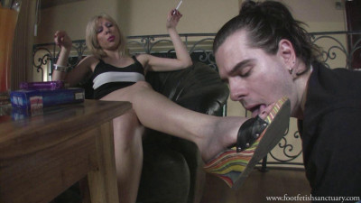 Femdom Most Popular FootFetishSanctuary Videos part 5