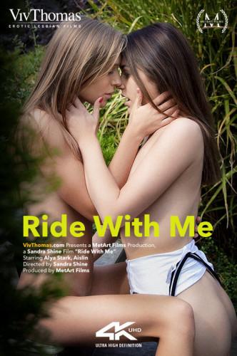 Description Aislin Alya Stark - Ride With Me FullHD 1080p