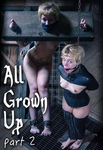 All Grown Up -Elizabeth Thorn