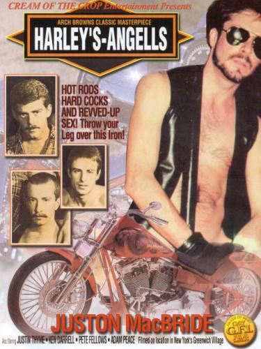 Harley's Angells Bareback — Juston Macbride, Justin Thyme, Chuck Adams (1978)