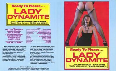 Description Lady Dynamite