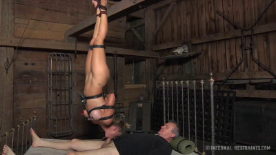 Bondage, strappado, spanking and torture for bitch part 3 Free HD 1080p