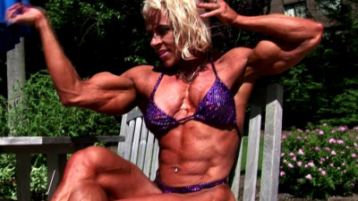 Female Muscle - Edging Challenge Series By FFF