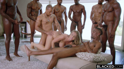 Lena Paul – Anything For Daddy | Lena takes on 7 Guys