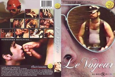 Le Voyeur (The Bareback Voyeur) — George Payne, Daniel Holt, Pete Connors (1982)