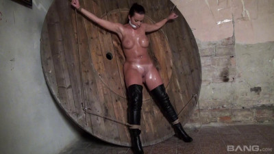 Description Tied Up and Helpless