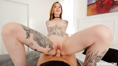 Hot Hookup With Tattooed Blonde Penny Archer