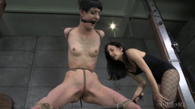 Cadence Cross, Elise Graves high – BDSM, Humiliation, Torture