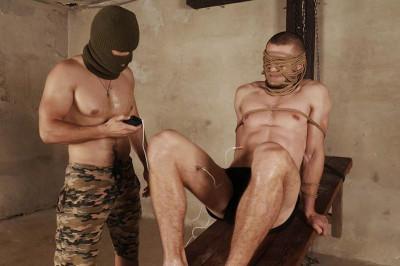 Description RCapturedBoys - Guard's Torture Training