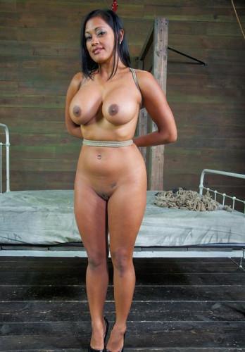 Super Woman In Hot BDSM