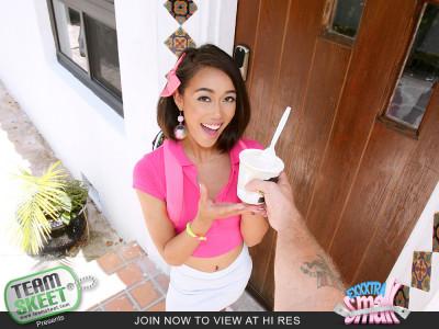 Aria Skye — Dainty Double Dessert Teen FullHD 1080p
