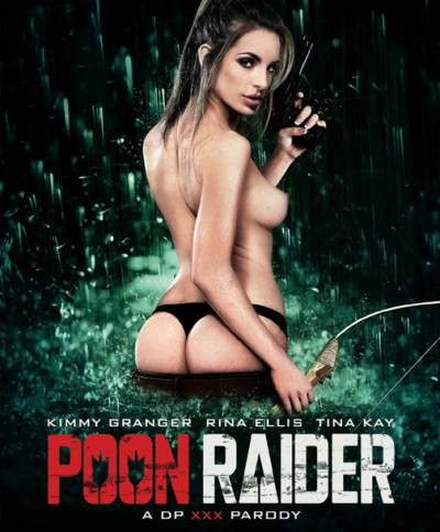 Poon Raider — A Dp Xxx Parody — Pictures