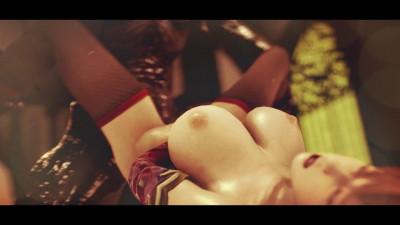 Kasumi The Slave Off Hell - Scene 2 - Full HD 1080p
