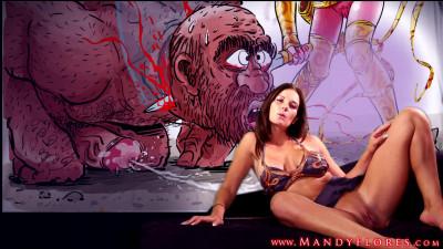 Description Mandy Flores Executrix Life Lessons Female Supremacy (2018)