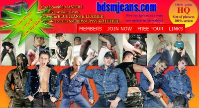 BDSMJeans - 14 Gay BDSM Video