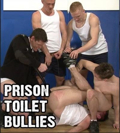 Prison Toilet Bullies