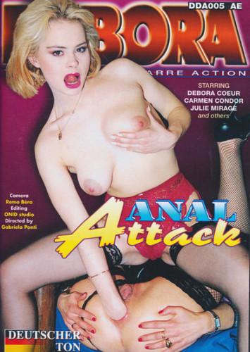 Description Anal Attack