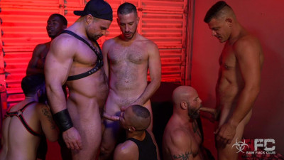 Raw Fuck Club – Sean Harding Gang Bang