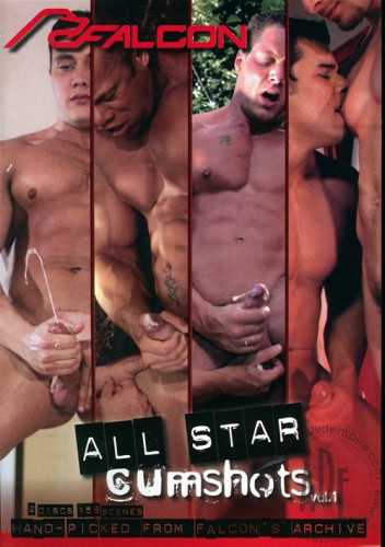 Falcon Studios — All Star Cumshots Vol.1