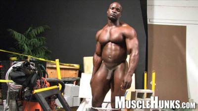 Muscle Hunks - Barry Marshall