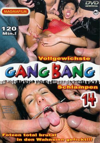Vollgewichste gang bang schlampen vol14