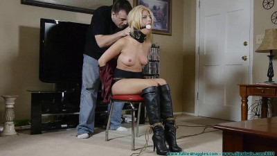 Wants to be Put on a Pedestal But Ends Up On Her Knees - Part 1