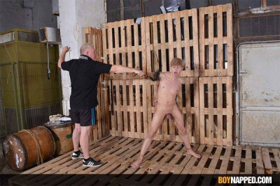 BoyNapped - Sebastian & Daniel - Lessons In Pain & Pleasure - Part 1