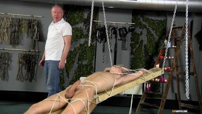 Gay BDSM Nikko Russo, Skyy Knox