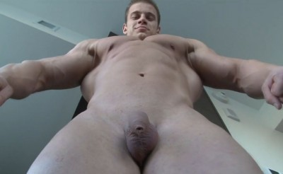 Pumpingmuscle — Jeremy N Photoshoot Part 1