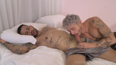 Meninos Online – Lucca Santanna and Diego Semblano
