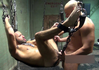 Hot Fucking of Aaron Steel & Bruno Fox (1080p)