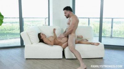 Hot And Spicy Stepmom Sex