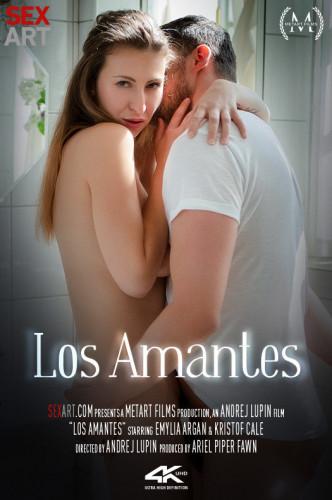 Description Emylia Argan - Los Amantes(2020)